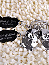 Fairytale Theme Keychain Favors Stainless Steel Keychains-Piece/Set