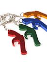 1pc portabil deschizator de sticle keychain (culoare aleatoare) unelte de bucatarie