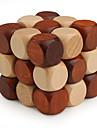 Puzzle Lemn Jocuri IQ nivel profesional Viteză Lemn Clasic & Fără Vârstă Fete Băieți Cadou