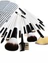 Om spannmål makeup borste set (16st)