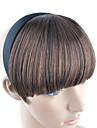 de style bandeau de cheveux synthétiques Bang - 4 couleurs disponibles