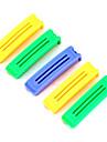6 buc de plastic gustări alimentare de etanșare clemă bucătărie instrumente de stocare