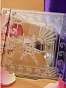 coajă și steaua de mare roller-coastere din sticlă mată (set de 2)
