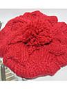 femei de moda minunat culoare solida pălărie din tricot (circumferinta 56-58cm)