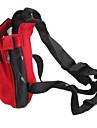 Dog Carrier & Travel Backpack Front Backpack Pet Baskets Solid Portable Orange Purple Red Blue Pink For Pets