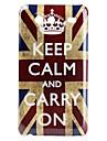 Coroanei Britanice drapelul național model greu caz pentru Samsung Galaxy S în avans I9070