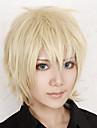 Perruques de Cosplay Au-dela de la frontiere Konoe Manga / Jeux Video Perruques de Cosplay 12 pouce Fibre resistante a la chaleur Homme Perruques d\'Halloween