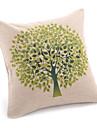 țară vie copac capacul decorativ pernă
