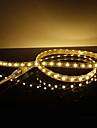 6m Flexibla LED-ljusslingor 60/M lysdioder Varmvit Vattentät 220V / 5050 SMD