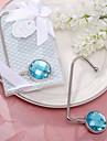 Acrilic / Aliaj Zinc Favoruri practice Portofele geantă Temă Clasică Albastru Diamant Acrilic