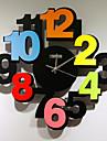 """16 """"h cifre ceas de perete mut"""
