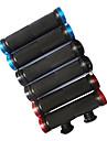 Super bekväma Aluminum Alloy Anti-Slip Cykel Grips MTB Grips (3 färger)