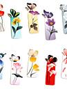 hârtie fluture marcaj formă (culori aleatorii)