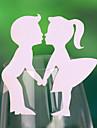 carti de perla hârtie loc de 12 pvc sac card deținători de nunta recepție