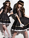 Costum printesa Black Series poliester Dress femei