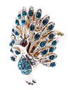 Pentru femei Diamante Artificiale Aliaj Inel de declarație - Păun Lux Pentru Zilnic