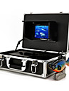 undervattenskamera kameror övervakar med inspelning (50m kabel havsbotten prospektering)