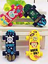 Skateboard Eraser formă (2 buc)