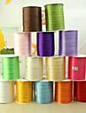 Culoare solidă Satin Panglici de nunta Piece / Set Panglică satin Decorațiuni pentru locul nunții