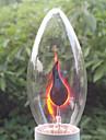 1st 3 E14 C32 Varmvit 2300 K Glödande Vintage Edison glödlampa AC 220V AC 220-240V V