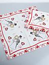 Material 100% pulpă virgină Servetele de nunta Șervețele Șervete Cină Altele Nuntă Petrecere Aniversare Party / Seara Petrecere Logodnă