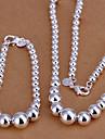 Dame Seturi de bijuterii Modă Petrecere Ocazie specială Zi de Naștere Logodnă Zilnic Argilă Coliere Brățară