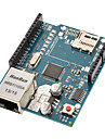 (Pentru Arduino) scut ethernet cu wiznet w5100 Ethernet cip / Slot tf