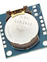 (För Arduino) DS1307 i2c RTC DS1307 24c32 realtidsklocka modul
