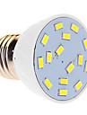 6W E26/E27 LED-spotlights 15 SMD 5630 480 lm Kallvit AC 220-240 V