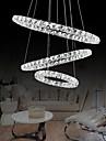 Lumini pandantiv ,  Modern/Contemporan Crom Caracteristică for Cristal LED Metal Sufragerie