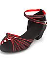 Pantofi De Dans Din Satin Copii Eleganți/ Dame (Mai Multe Culori)