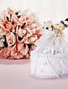 caseta de muzica cu perna de nunta cu urs si ceremonie de nunta faux perla