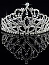 Crystal / Fabric / Alloy Tiaras 1 Wedding / Special Occasion / Party / Evening Headpiece