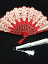 Special Occasion Fans and Parasols Wedding Decorations Asian Theme / Floral Theme Summer