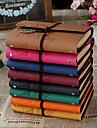 notebook-uri creative frunze de afaceri de acoperire greu (mai multe culori, 1 carte)