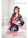 Feminin Ultra Sexy / Uniforme & Cheongsams Pijamale Altele Floral