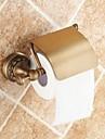 Suport Hârtie Toaletă / Alamă Antichizată Tradițional