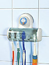 PP Creative Tooth Brush Holder, W10cm x L12cm x H3cm