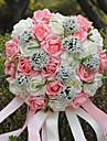 """Flori de Nuntă Buchete Nuntă Party / Seara Spumă 10.24""""(Approx.26cm) 9.84""""(Approx.25cm)"""