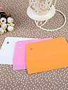 Plastique beurre Scraper, 13.3x9.5cm (couleur aléatoire)