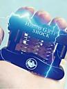 Shock-You-Prieten Electric Shock de primăvară de mână Grip Pinch Meter practice Gadgets Joke (culoare aleatorii)