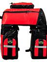 FJQXZ 70 L Bike Panniers Bag 3 In 1 Adjustable Large Capacity Bike Bag 1680D Polyester Bicycle Bag Cycle Bag Cycling / Bike / Waterproof