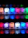 Smart Lights LED-uri RGB Decorativ / LED Ice Cubes Baterii alimentate 1set
