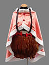 Inspirat de Puella Magi Madoka Magica Nagisa Hazuki Anime Costume Cosplay Costume Cosplay Peteci Rochie Șal Lenjerie de Corp Șapcă Pentru