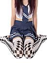 Șosete/ciorapi Punk Lolita lolita lolita Lolita Accesorii Șosete Imprimeu Pentru Poliester