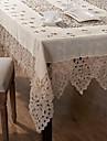 Amestec In / Bumbac Pătrat Fețe de masă Decoratiuni de tabla 1 pcs