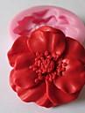 bakformen Blomma Choklad Kaka Tårta Silikon Miljövänlig GDS (Gör det själv) alla hjärtans dag