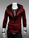 contrast hanorac petrecere a timpului liber culoare bodycon haina reverie bărbați