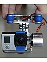FPV aparat de fotografiat cardan mount ptz pentru DJI fantomă x525 F450 F550 cu motoare& controler gimbal
