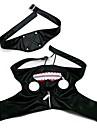 Mască Inspirat de Tokyo Ghoul Cosplay Anime Accesorii Cosplay Mască Negru PU Piele Bărbătesc